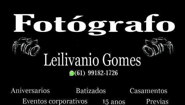 Fotografo/Freelancer