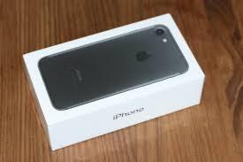 Iphone 7 128 Gb Preto Fosco